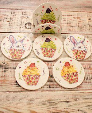 Helen ART - Dekupaj Mutfak Ürünleri