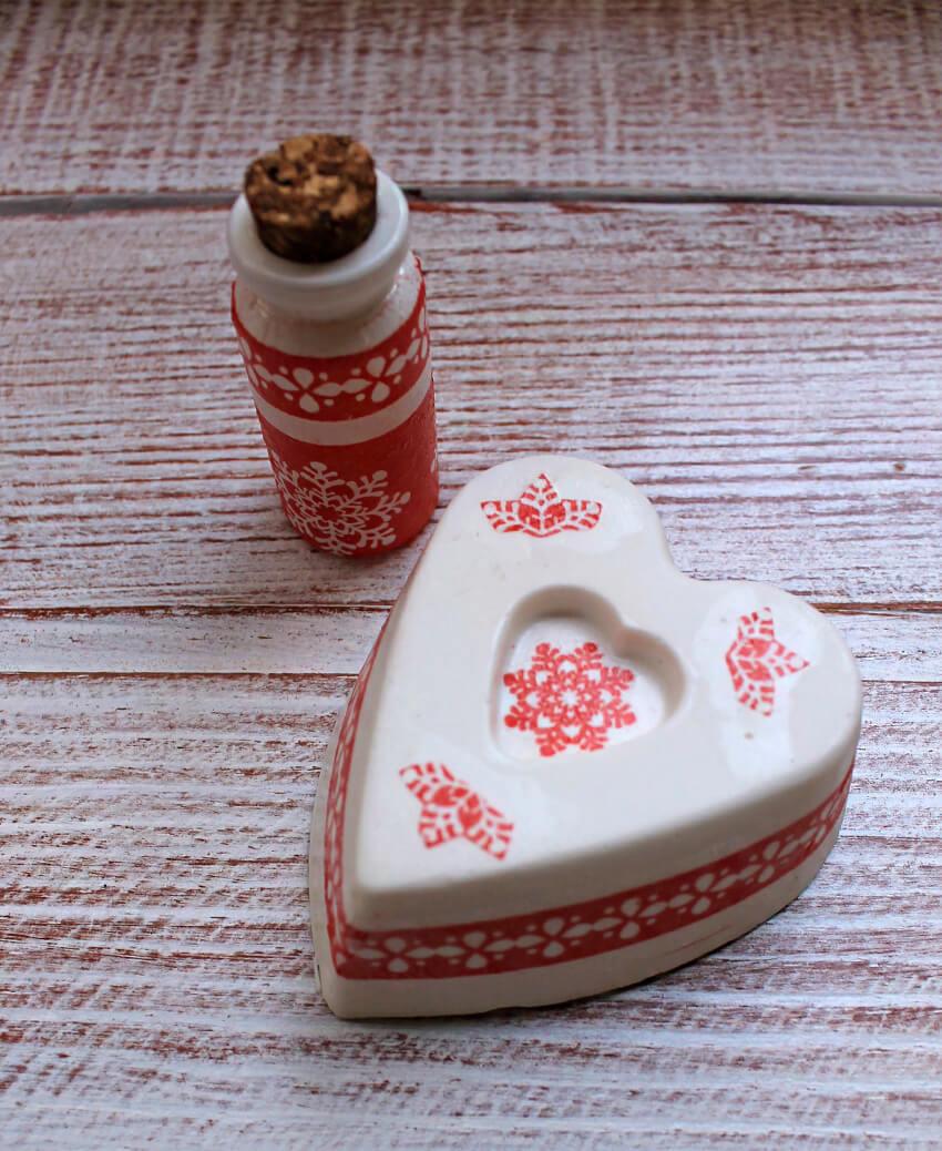 Helen ART – Kokulu Taş Aromalık ve Aroma Seti